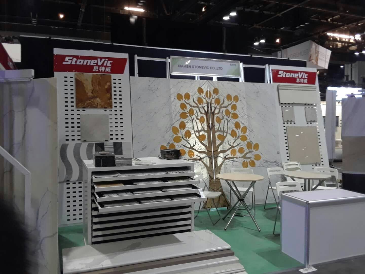 StoneVic is attending IBS show from 9-11th, Jan.,  in Orlando, USA.